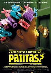 Trailer y póster de '¿Por qué se frotan las patitas?'