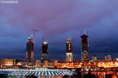 torres ctba nocturnas