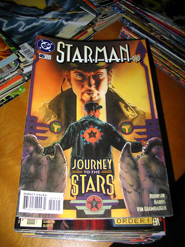 Starman. The best comic of the 90s