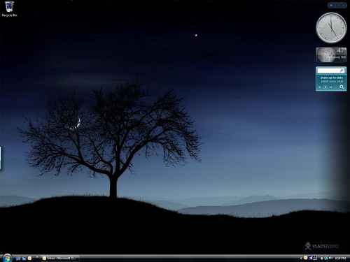 Quiet Desktop