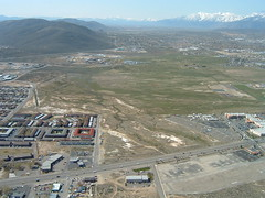 Carson City Aerial Photo
