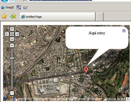 GPS Donde Estoy