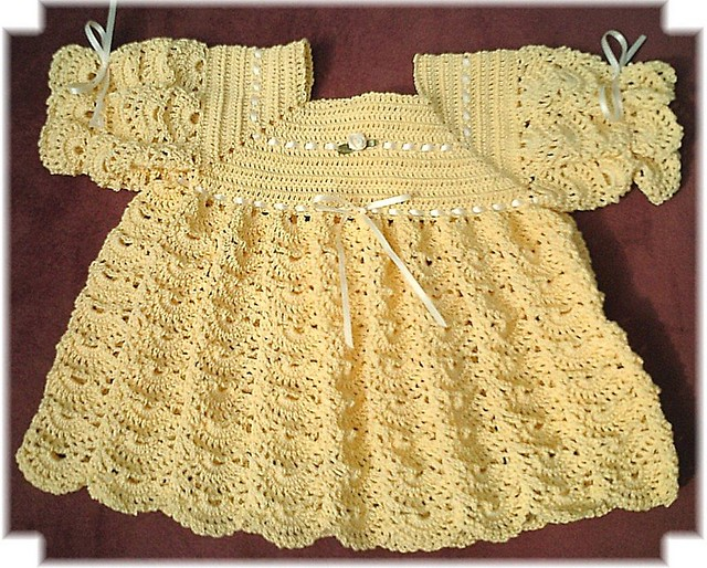 Shop for Crochet christening gown patterns online - Read Reviews