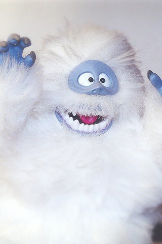 abominable iPhone background