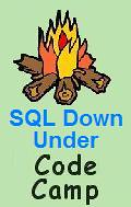 SQLDownUnderCodeCampLogo