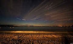 Stars at the beach photo by c@rljones