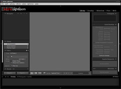 Adobe Lightroom Beta 4