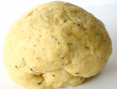 Sage Pasta Dough