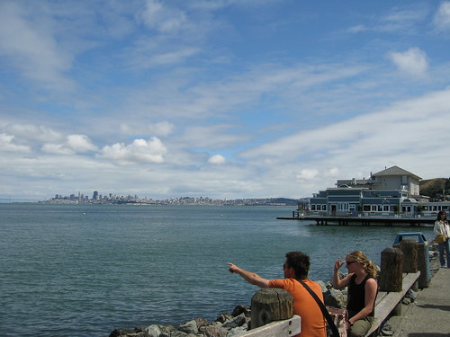 SF, seen from Sausalito