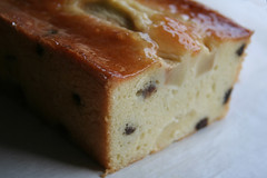 Payard's Apple Pound Cake