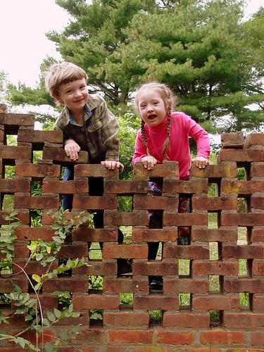 Ronan and Emma Sage
