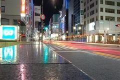 Tokyo Streets at Night photo by Alex [ www.bytefish.com ]