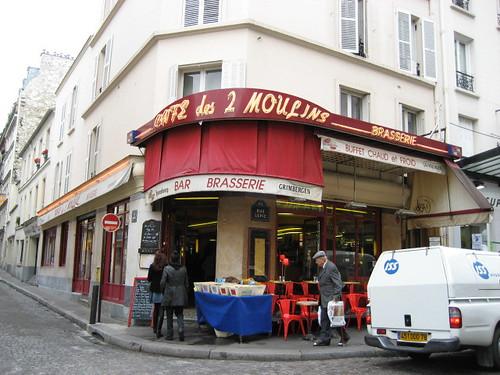 Le Cafe les 2 Moulins