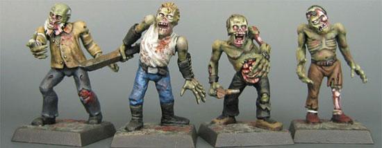 GW zombies