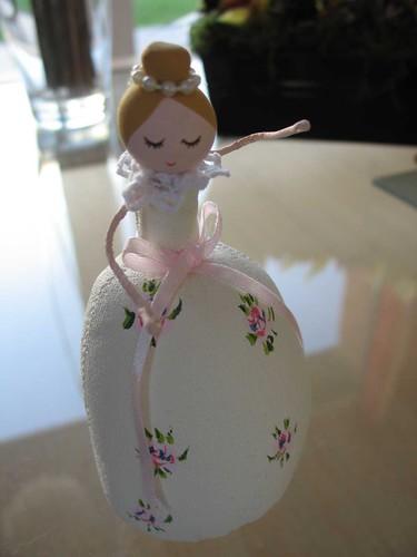 Petite danseuse Jardin d'ulysse
