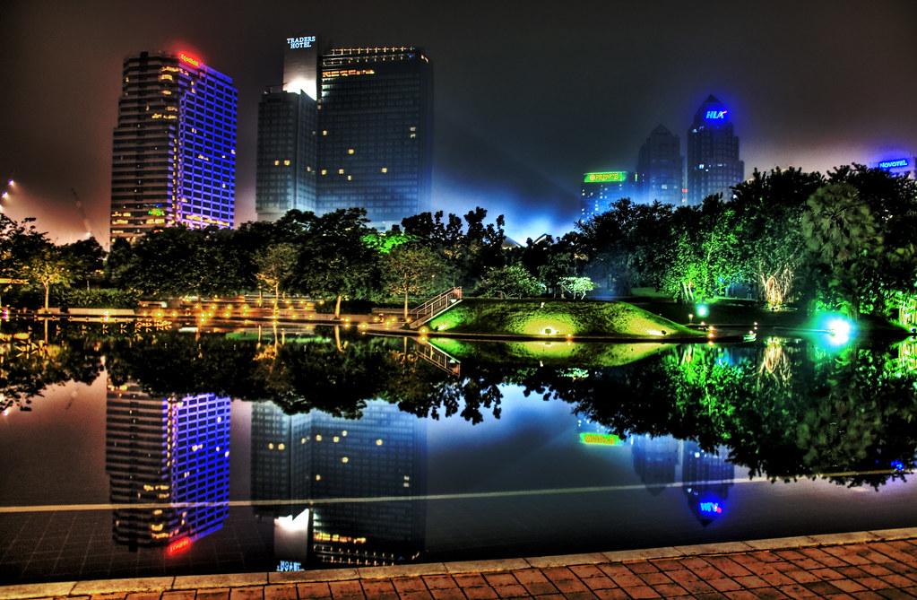 The Haze of Kuala Lumpur