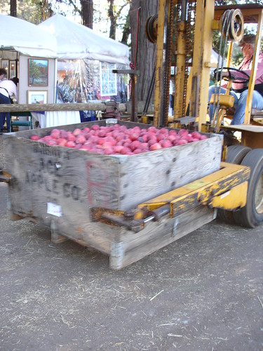 movin' the apples