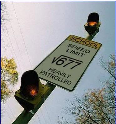 Carteles y señales de transito