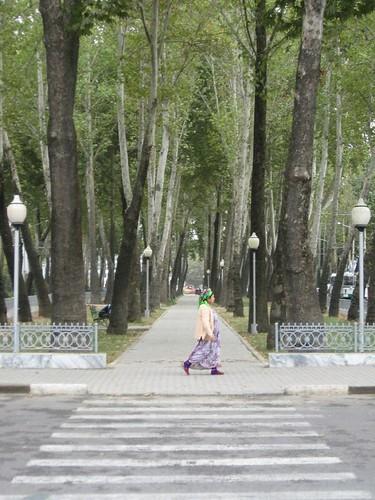 Dushanbe, Tajikistan / タジキスタン、ドウシャンベ