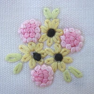 Stitch School French Knot