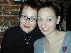Claudia & Pixie