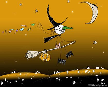 sharon-halloween-2006