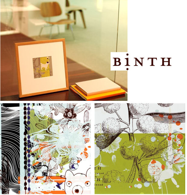 Binth - Prints and Cards and More!