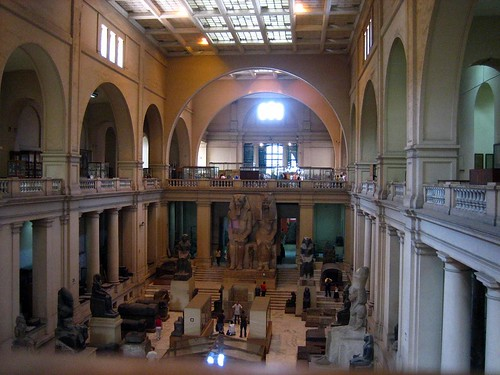 The Stuffed Museum of Egyptian Antiquities