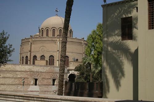 St. George's, Cairo