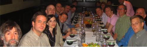 Powerset Investor Dinner