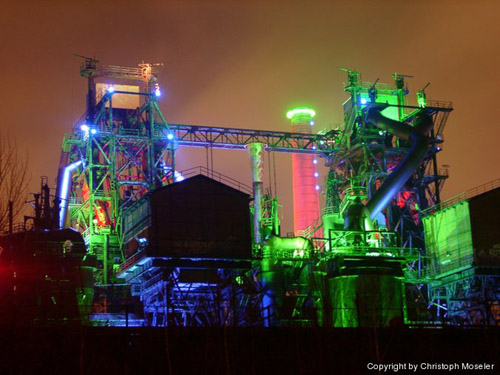 Landschaftspark Night