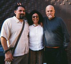 John, Naomi Quiñonez & Alfred Arteaga - 1
