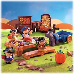 Thanksgiving Little People