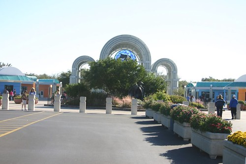 Sea World Entrance