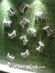 Muchos controles de Xbox desperdiciados