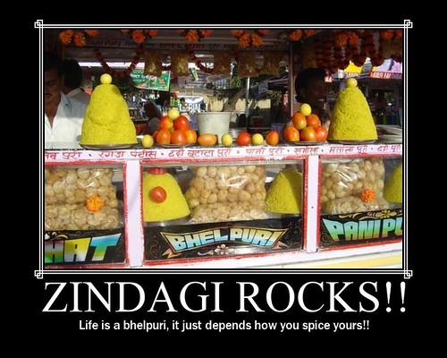 Zindagi Rocks!!