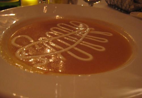 Spicy Tomato & Fennel Soup