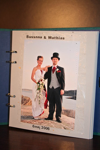 my sister's wedding album # 2