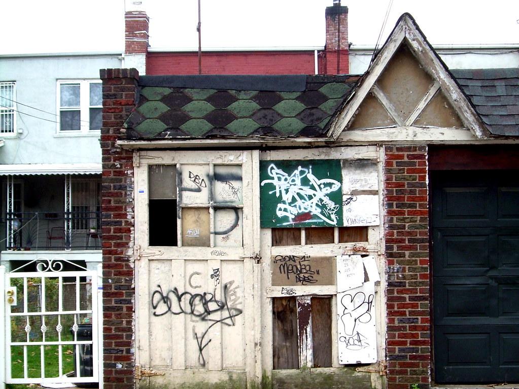 garage, flatlands