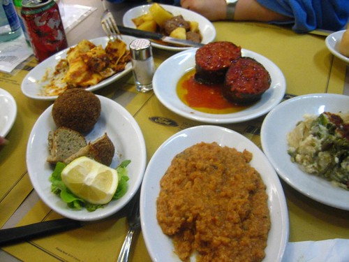 Food from da Rocco