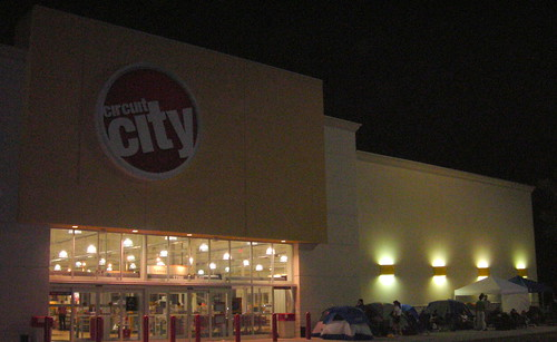 Circuit city store at Melbourne