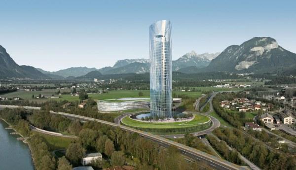 Tyrol Tower Austria