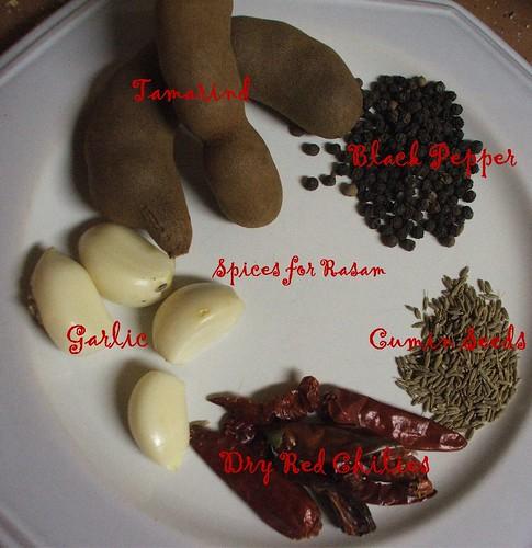 easy recipe rasam