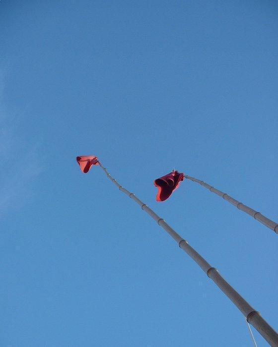 mastros ao alto