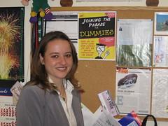 Carole Jo Utech, Event Manager for CFA