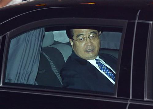Hu Jintao the murderer