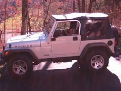 The I Want a Jeep 2006 Jeep Wrangler Rubicon