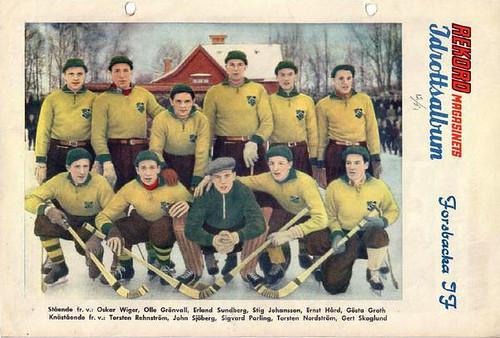 Forsbacka IF 1951