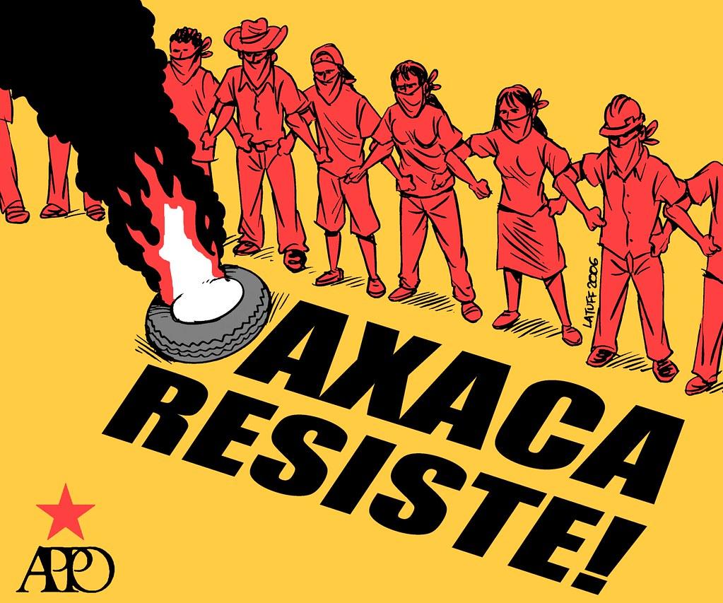Oaxaca resisteix!