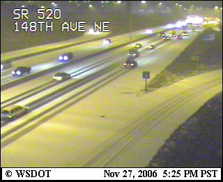 SR 520 @ 148th Ave NE